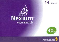 how to take boniva while taking nexium